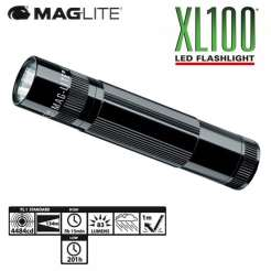 LINTERNA MAG. LITE LED XL100